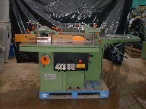 Wadkin 410U8, UNIVERSAL MACHINE