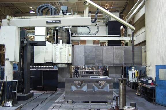 Ingersoll Master Head ARMM 3.0 Adjustable Rail Max. 3000 rpm
