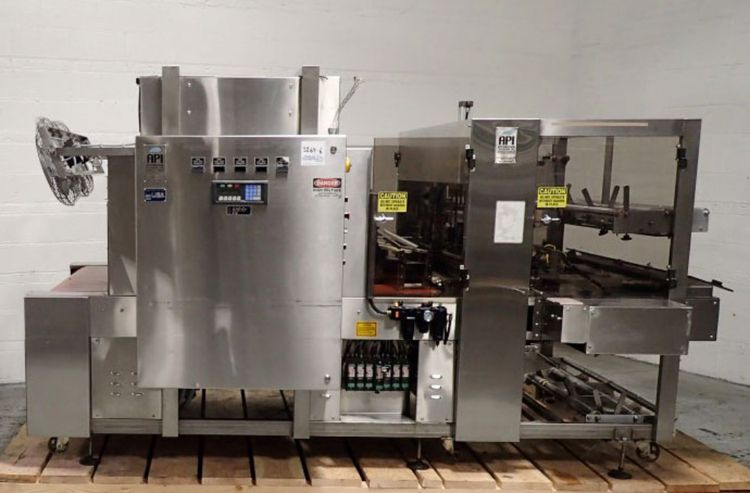 Api DLT4800 Shrink Bundler
