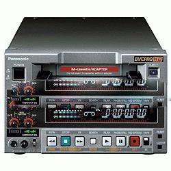 Panasonic AJ-HD1200A DVCPRO Recorder
