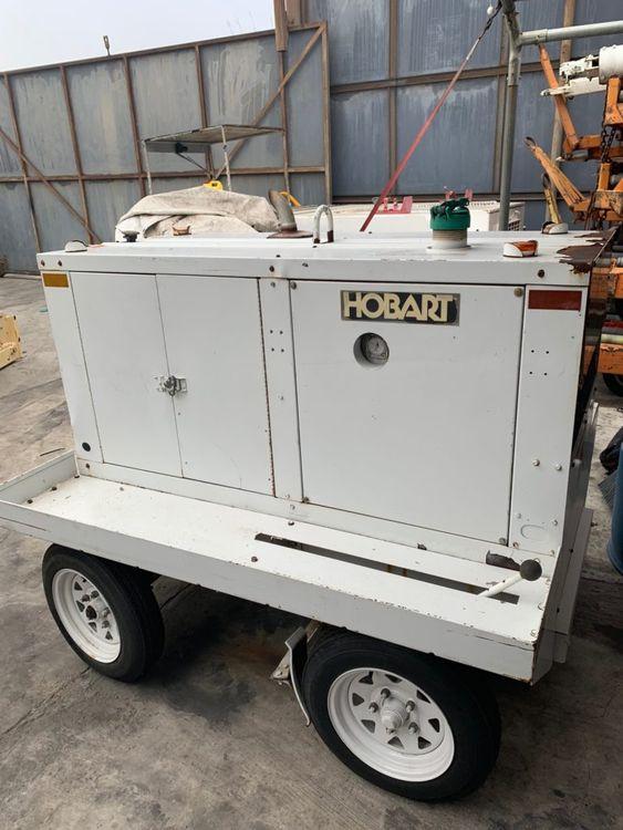 Hobart Jet EX-4D, Ground Power Unit