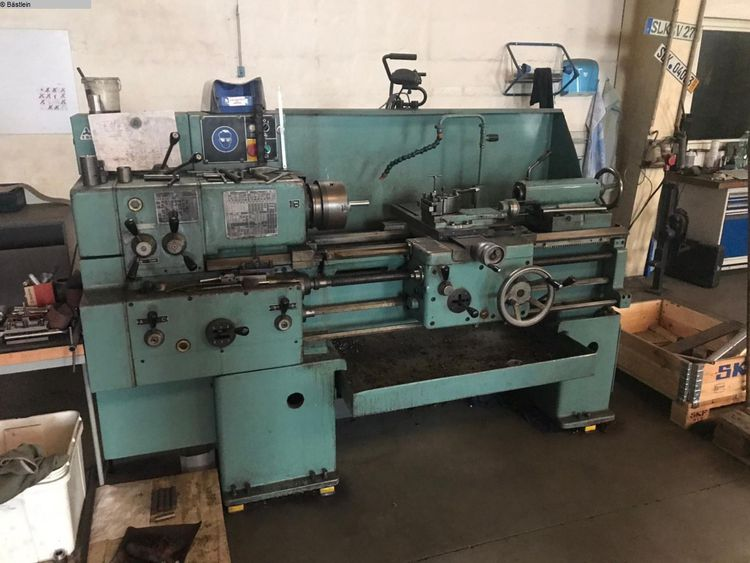 TOS Engine Lathe Variable SN 32x750