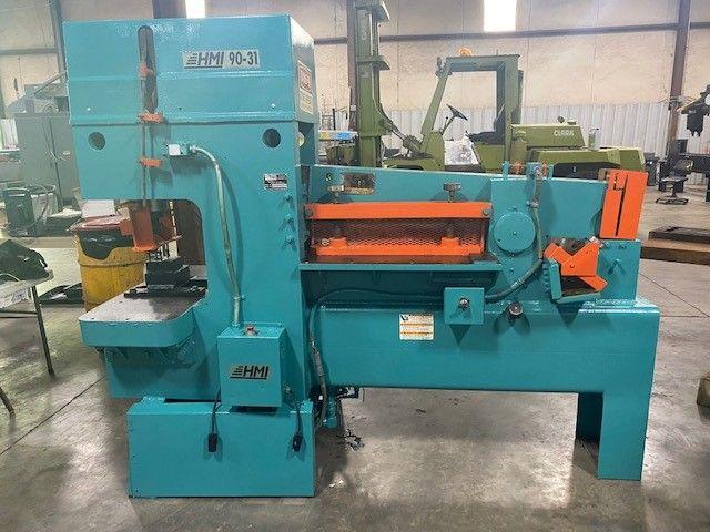 HMI Iron worker HMI 90-31 90 Ton