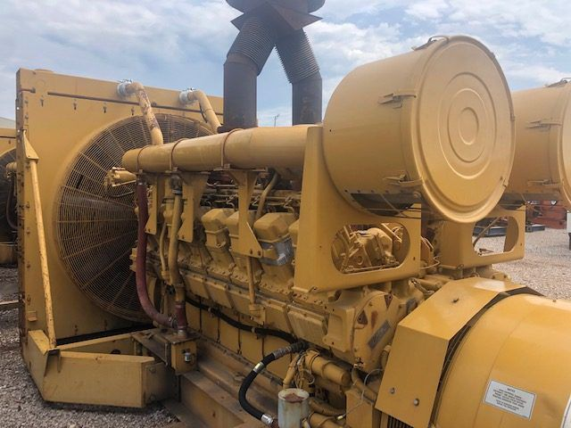 Caterpillar 3516 Engine HP:     2304