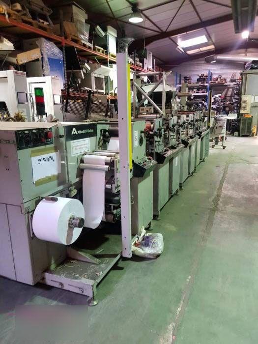 Allied 300, Label printing machine