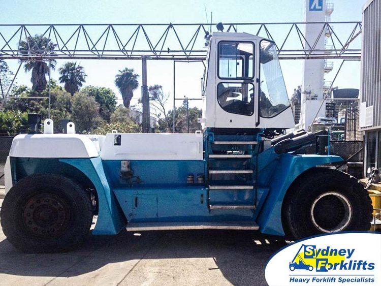 SMV SL32-1200-A 32,000kg