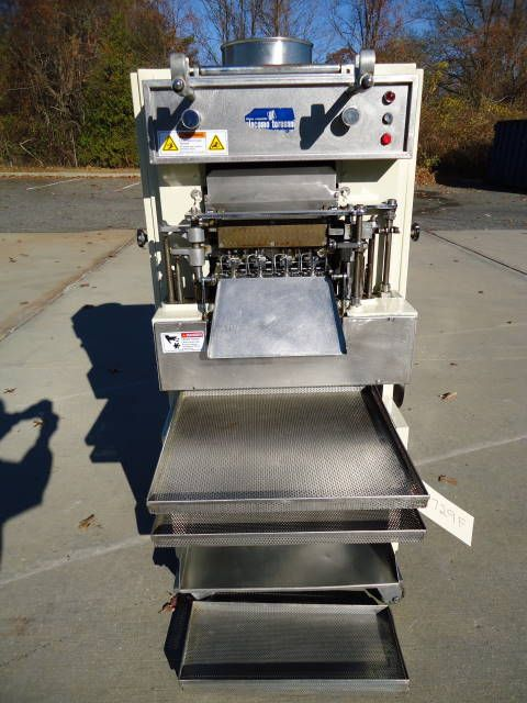 Toresani MT-265A FOUR PUNCH TORTELLINI MACHINE