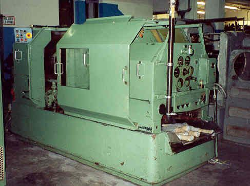 Index Multi-spindle lathe Max. 2500 rpm KS 32