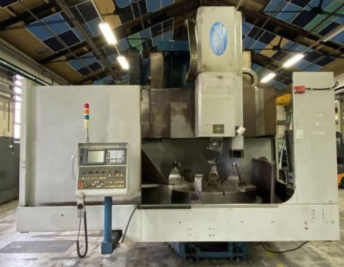 2 You Ji VTL 1600 ATC Vertical turning lathe