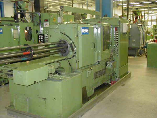 Schutte Turning Multispindle lathe Variable SF20-6