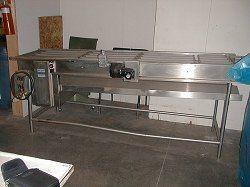 Stein F24, Conveyor
