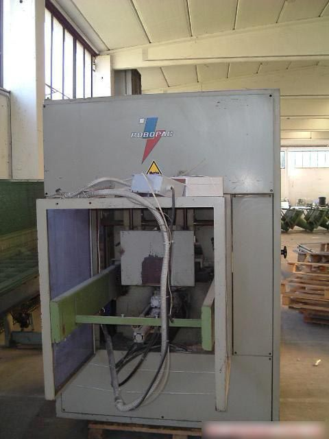 Others HF, AUTOMATIC WRAPPING MACHINE 400mm