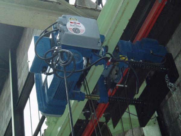 Demag EKDR-PRO 3 4/1. 3.2 tons Monorail type
