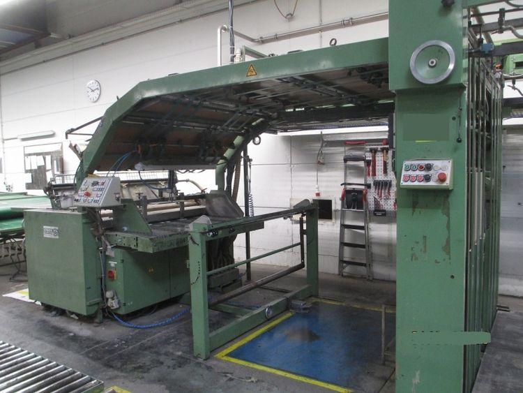 Stock 134 R56-1650P SHEET-TO-SHEET LAMINATOR