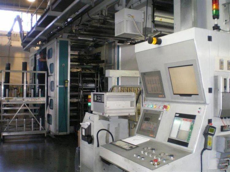 Uteco ONYX 107 10 1200 mm