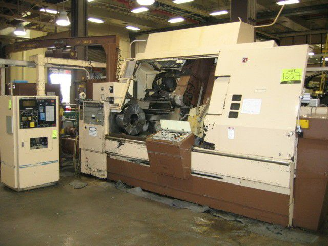 Warner & Swasey CNC Control 856 RPM 2SC-25 M4500GE 1050 2 Axis
