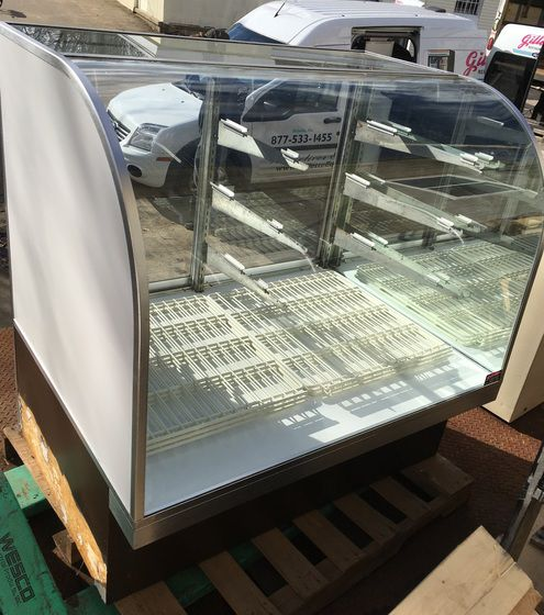 """Others DRY BAKERY DISPLAY CASE 48"""""""