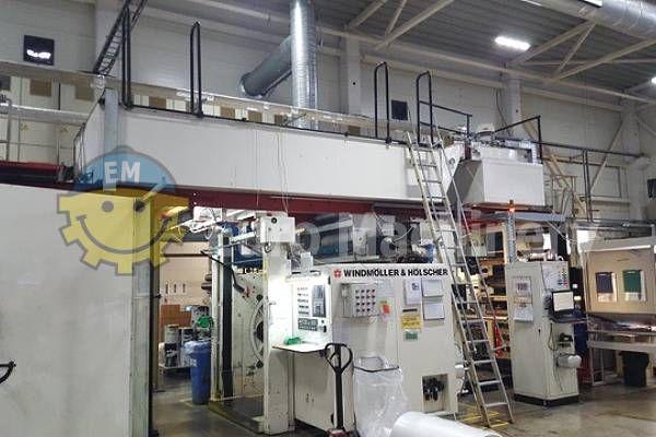 Nordmeccanica SuperFlexi 8 8 450 – 1050 mm
