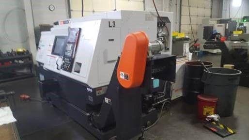 Mazak MAZATROL 640t CNC CONTROL 4000 RPM QTN 250 MSY 2 Axis