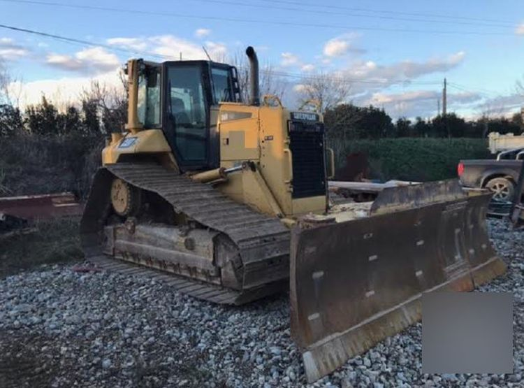 Caterpillar D 6 N LGP Tracked bulldozers