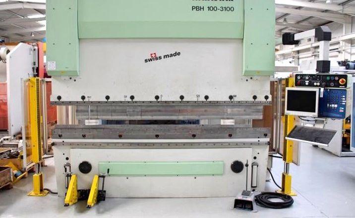Hatastar PBH 100-3100 100 Ton