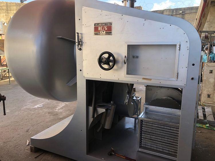 Carle & Montanari BE/5 Chocolate Panning Coating Machine