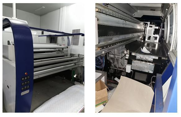 MS digital printing  180 Cm