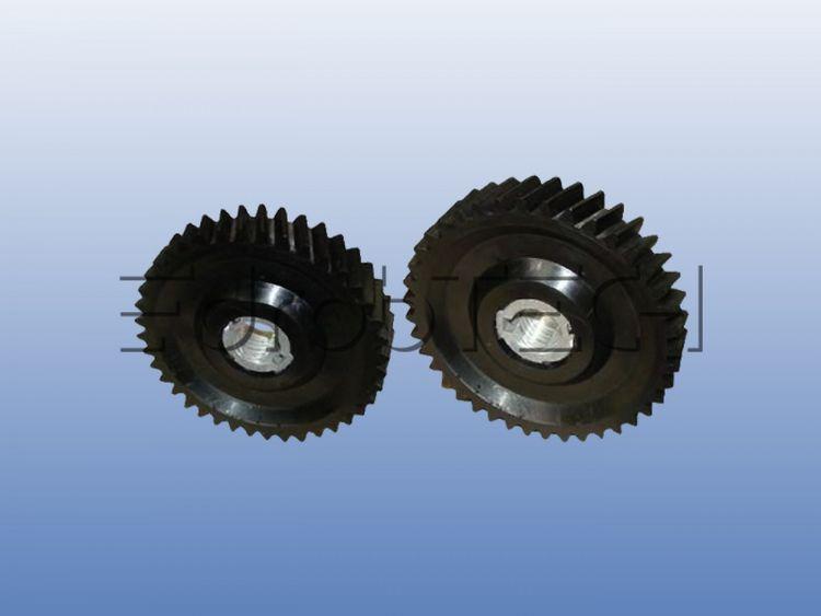 Linco Gear wheel black