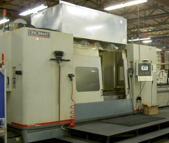 Cincinnati LANCER V5-2000 5 Axis, Vertical Machining Center