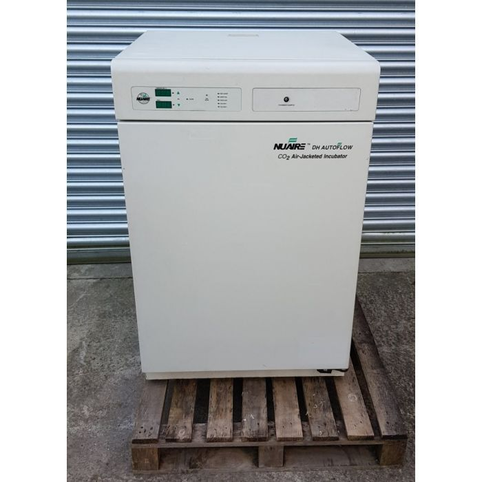 NuAire NU-5500E DH Air Jacketed Co2 Incubator