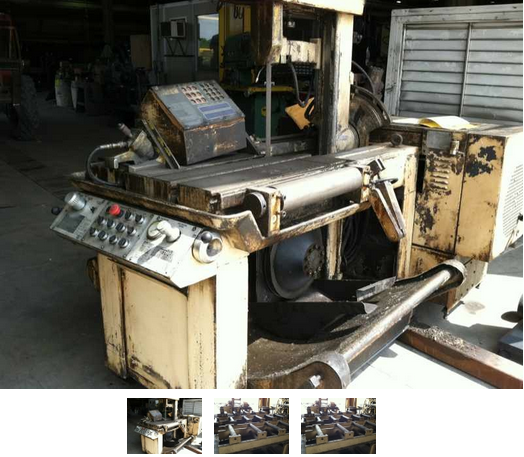 Marvel 81A/PC Vertical Miter Cutting Band Saw