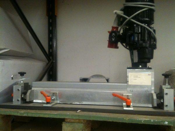 Stegherr SV Milling machine