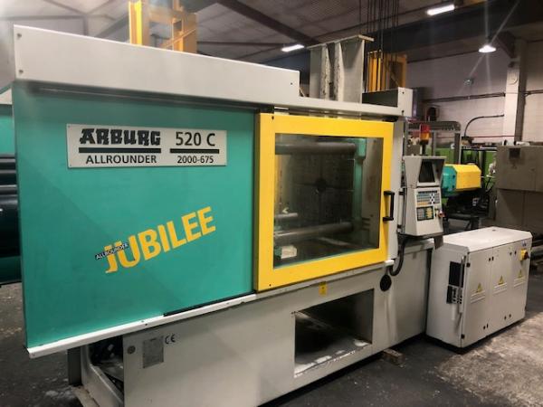 Arburg 520 C 200 T