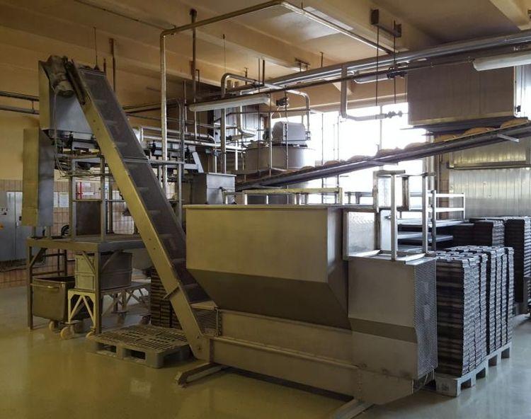 Morthorst bread mash plant 1800 L / h