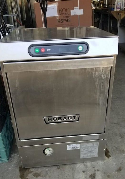 Hobart Lx30 Dishwasher Sanitizer