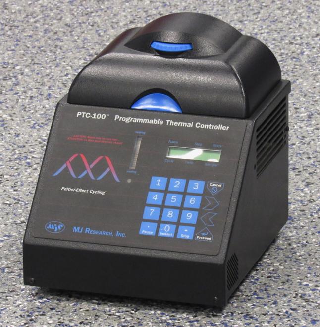 MJ Research PTC-100, Thermal Cycler