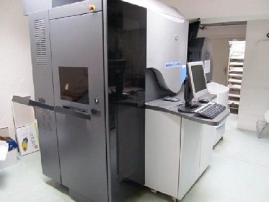 HP INDIGO PRESS 3000 6