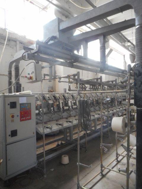 Caipo Assembling and winding machine