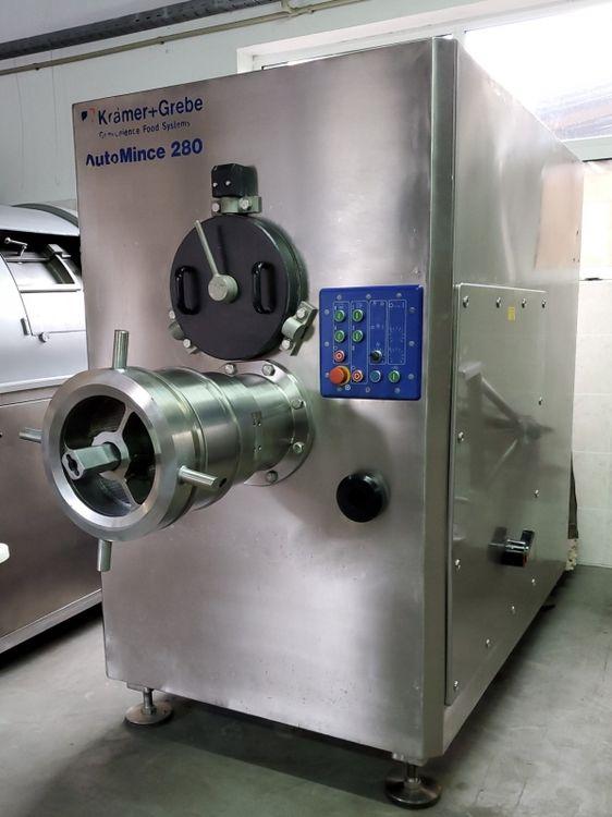 Kramer + Grebe AM 280 Automatic grinder