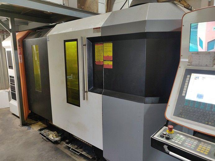Ermaksan EFB SM 2x4m Beckhoff CNC