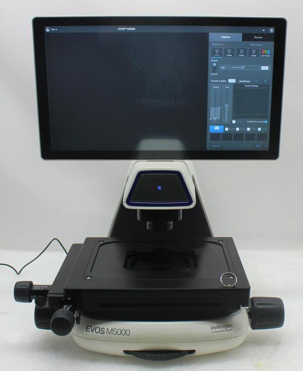Thermo EVOS5000 Imaging digital inverted fluorescence Microscope