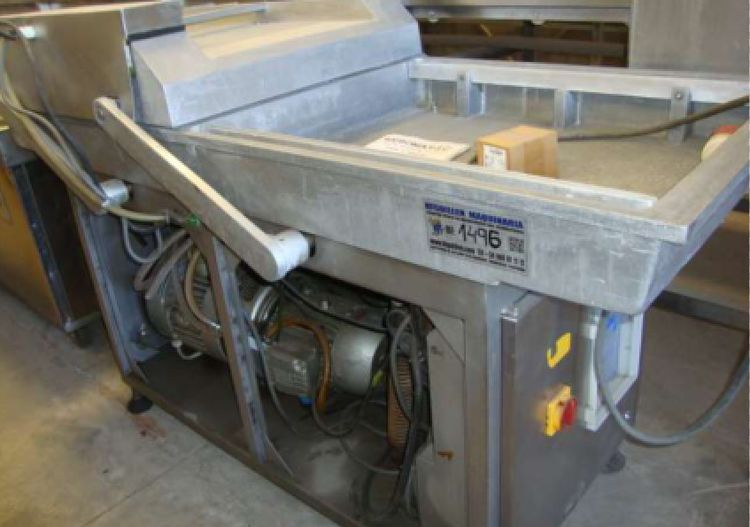 Webomatic PNC-20-PR vacum packing machine