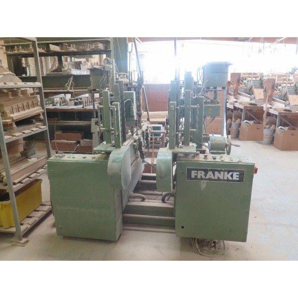 Franke SBA, Drilling and screwing machine