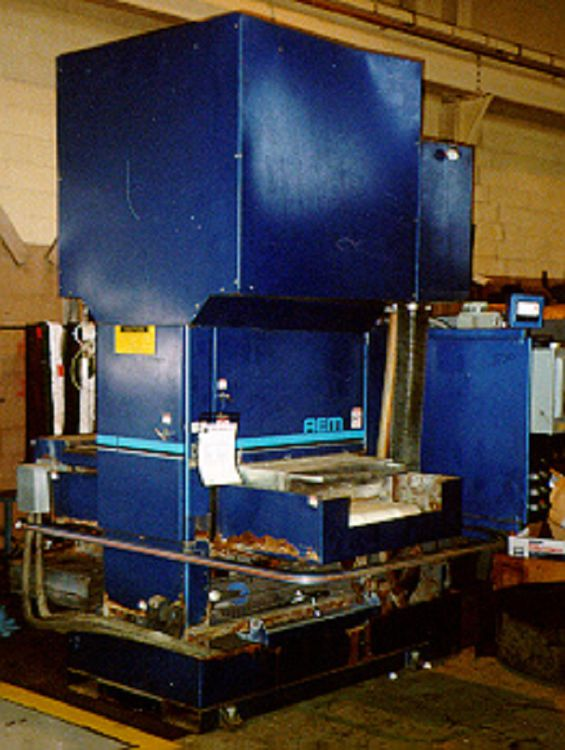 AEM CS-240 MDDM, Wet Disc Grinder Machine
