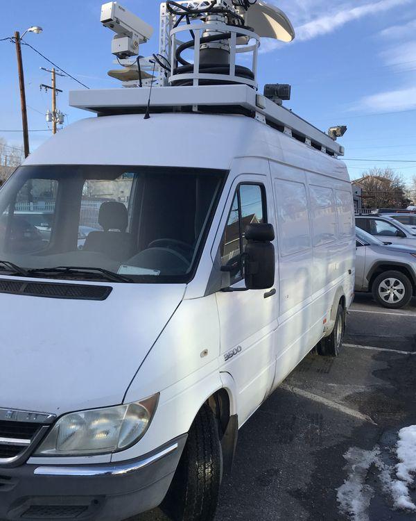 Dodge Sprinter Uplink Van