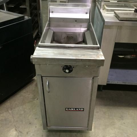 Garland GAS DEEP FRYER
