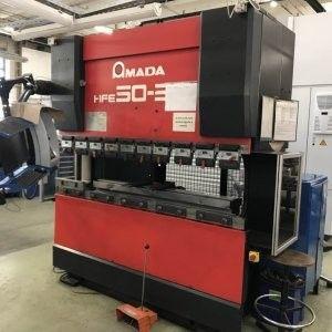 Amada HFE 50-20 50 Ton