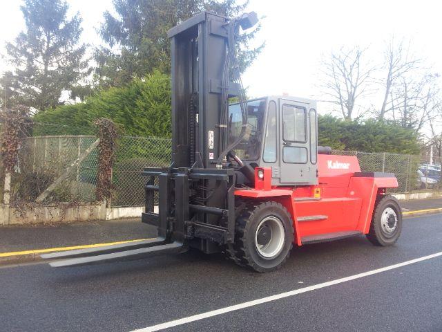 Kalmar DCD15-1200 Forklift 15,000 kg