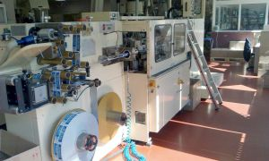 Others SAESA 80, Laminate Tube Manufacturing Machine