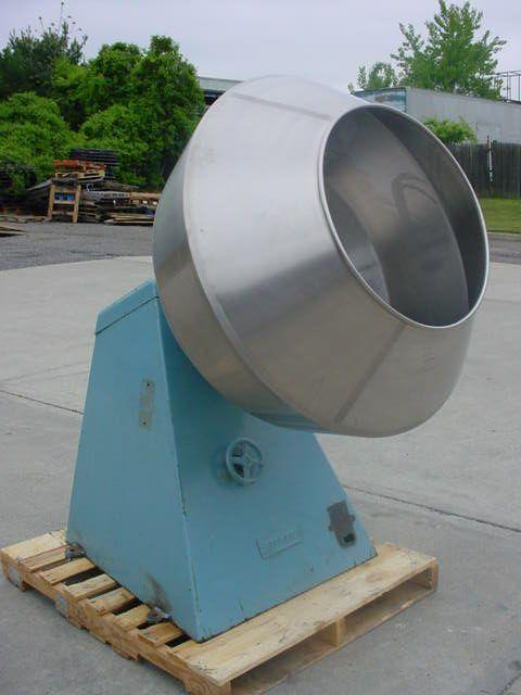 Stokes 100VS COATING PAN